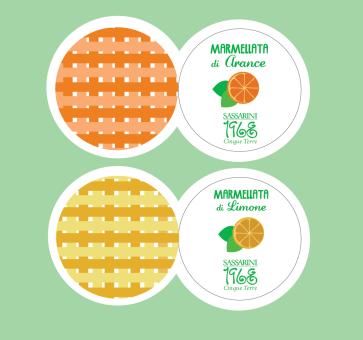 Marmellate Limone e Arancia 230gr/ 350gr