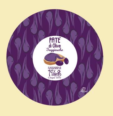 Patè di Olive 90gr/ 180gr